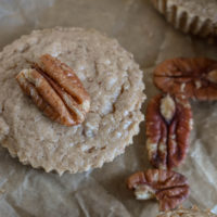 Pecan Spiced Muffins