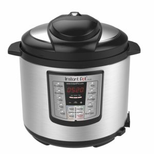 Instant pot for keto cooking.
